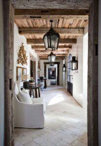 Restore stone floor